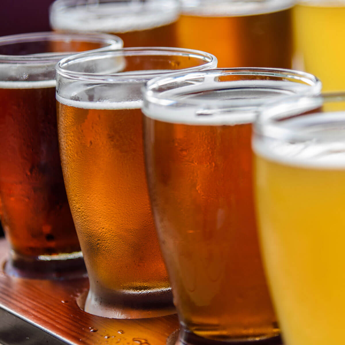 An Extensive Craft Beer Selection at MJ23 Sports Bar & Grill at Mohegan Sun